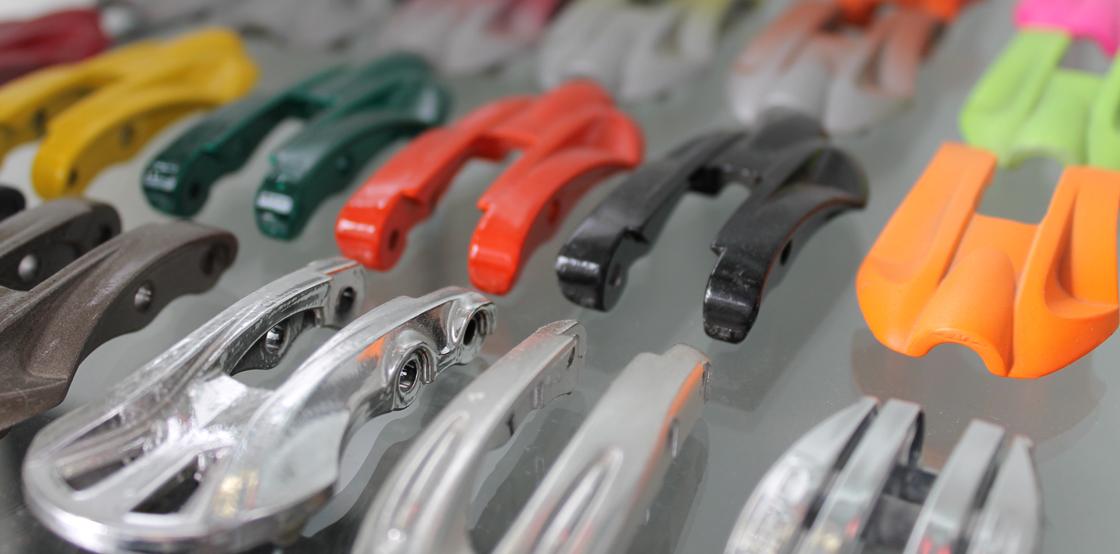 cromatura industriale di metalli