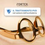 Il trattamento PVD per il rivestimento degli occhiali