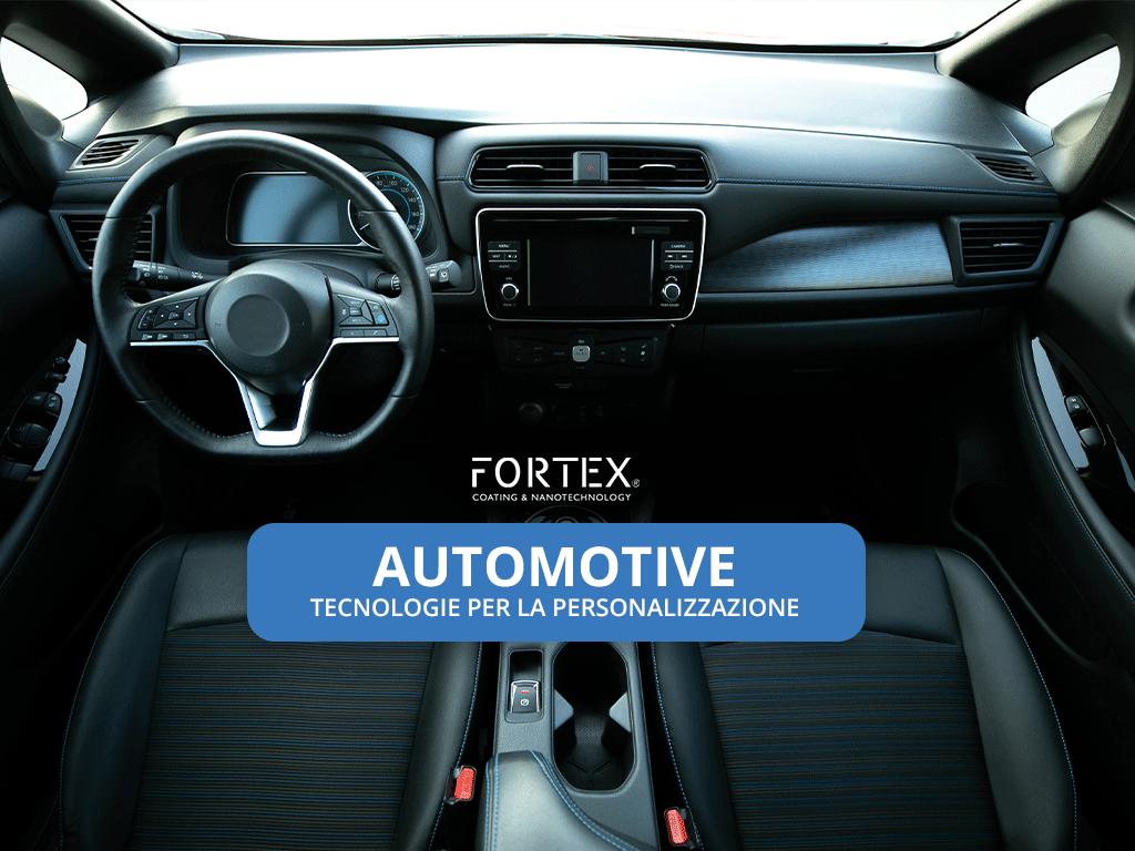 personalizzazione automotive
