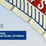 Il lettering per il settore della moda: la logomania